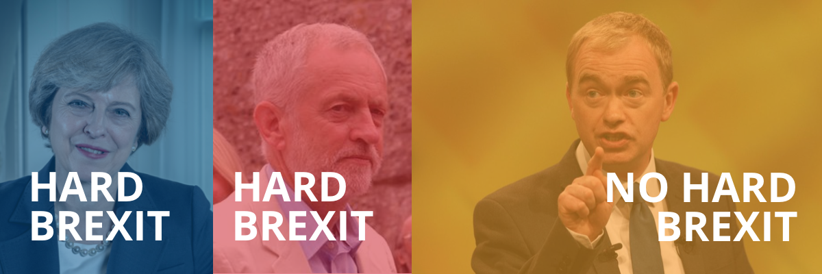 Liberal Democrats rule out coalition with May's Conservatives or Corbyn's Labour  Tim Farron rules out coalition deals with Theresa May or Jeremy Corbyn