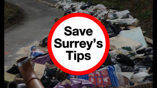 Lib Dems launch petition to protect Surrey's tips