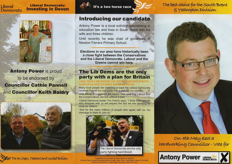 Antony flyer page 1