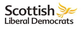 Midlothian, Tweeddale & Lauderdale - Scottish Liberal Democrats