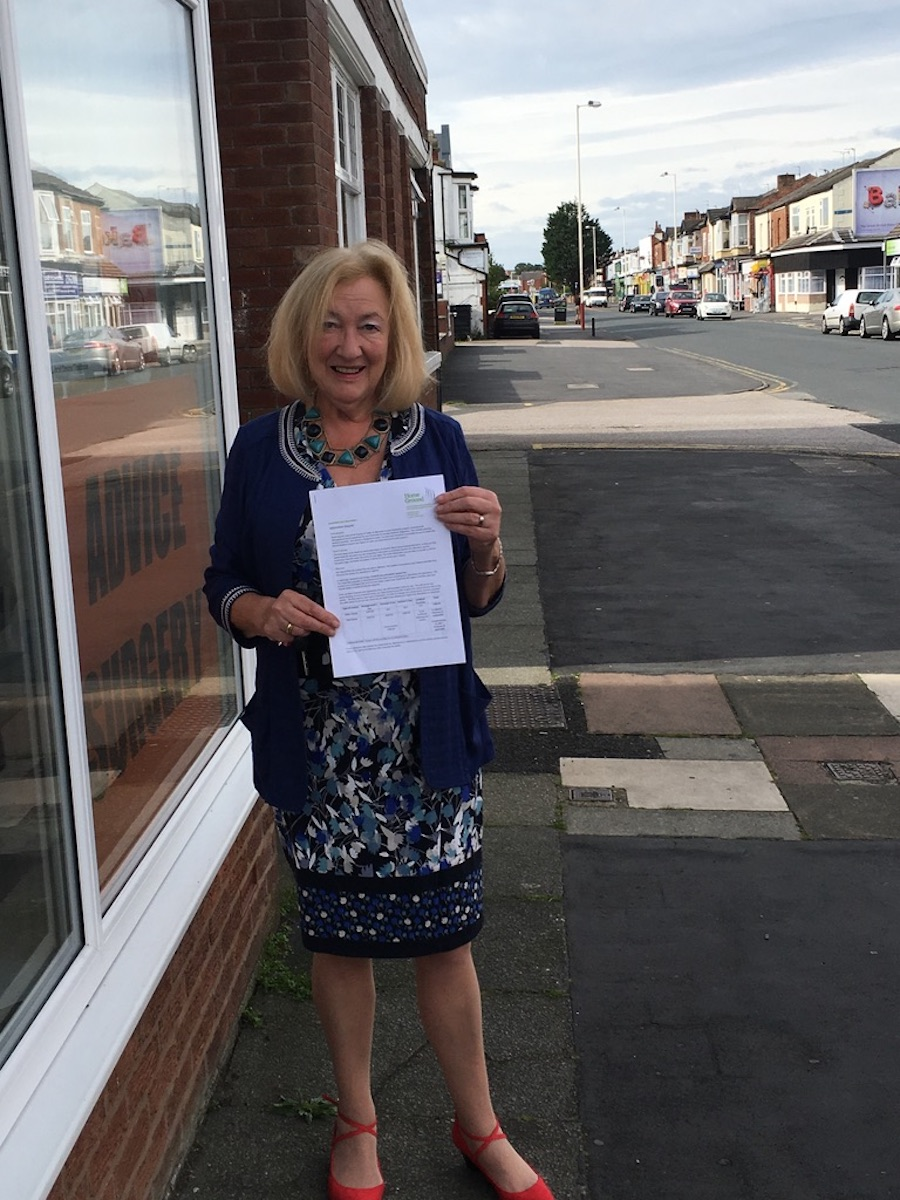 Southport Campaigner Welcomes Leasehold Breakthrough
