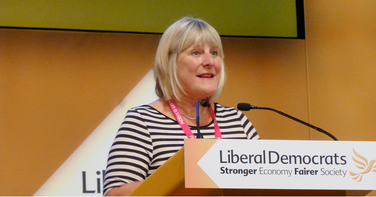 Veronica German selected for Lib Dems in Torfaen