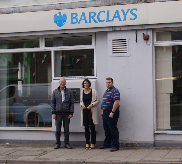 Barclays' in Nelson
