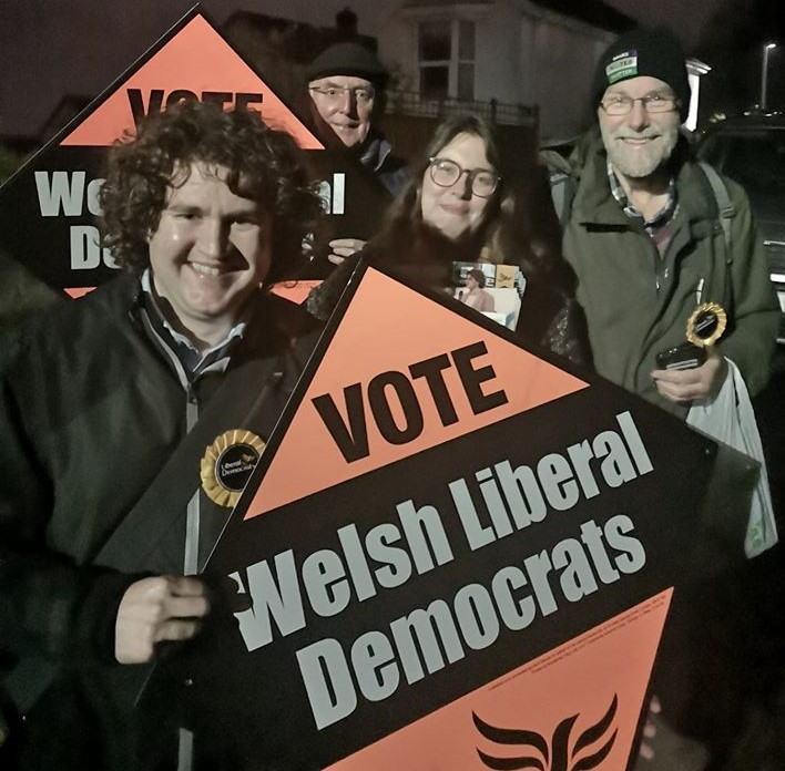 Vote for the Welsh Liberal Democrats in Swansea & Gower