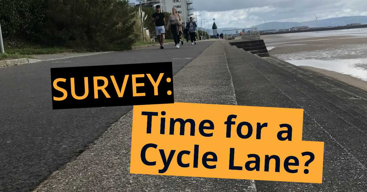 Prom Cycle Lane and Footpath Survey