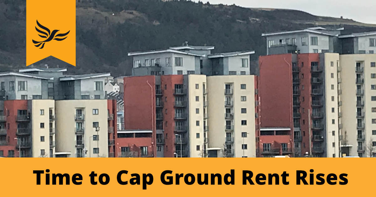 Time for Cap on Ground Rent Hikes.