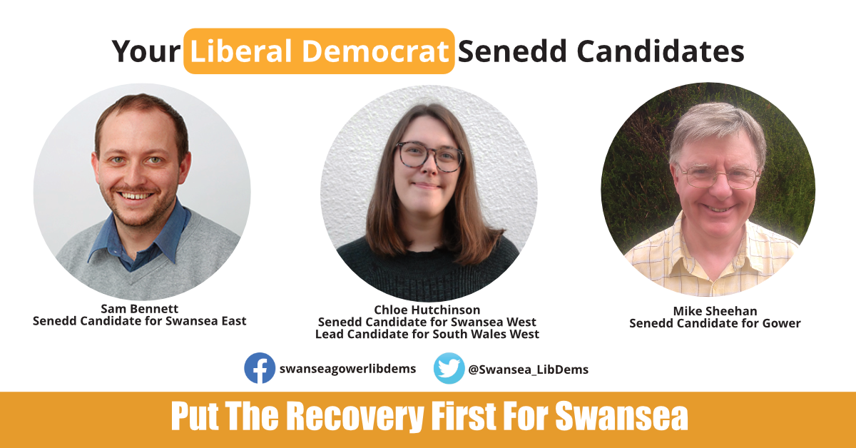 Your Senedd Candidates