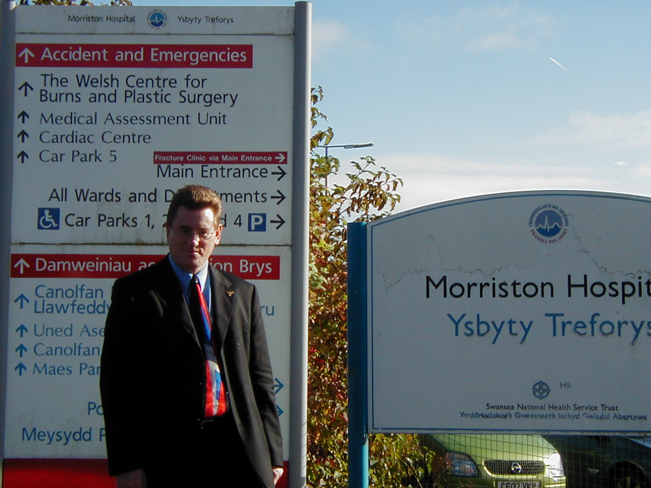 Assembly Member welcomes investment in new operating theatres Morriston Hospital