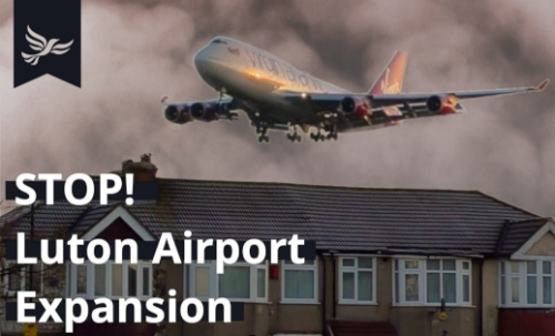 Stop Luton Airport Expansion