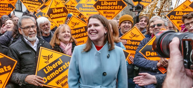Jo Swinson heeds call for reform of rates by business owners