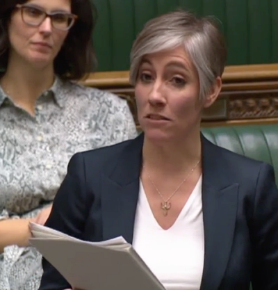 Daisy Cooper MP gives her maiden speech