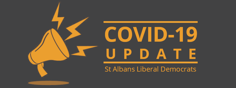 Lib Dem council helps businesses to help the community through Covid-19