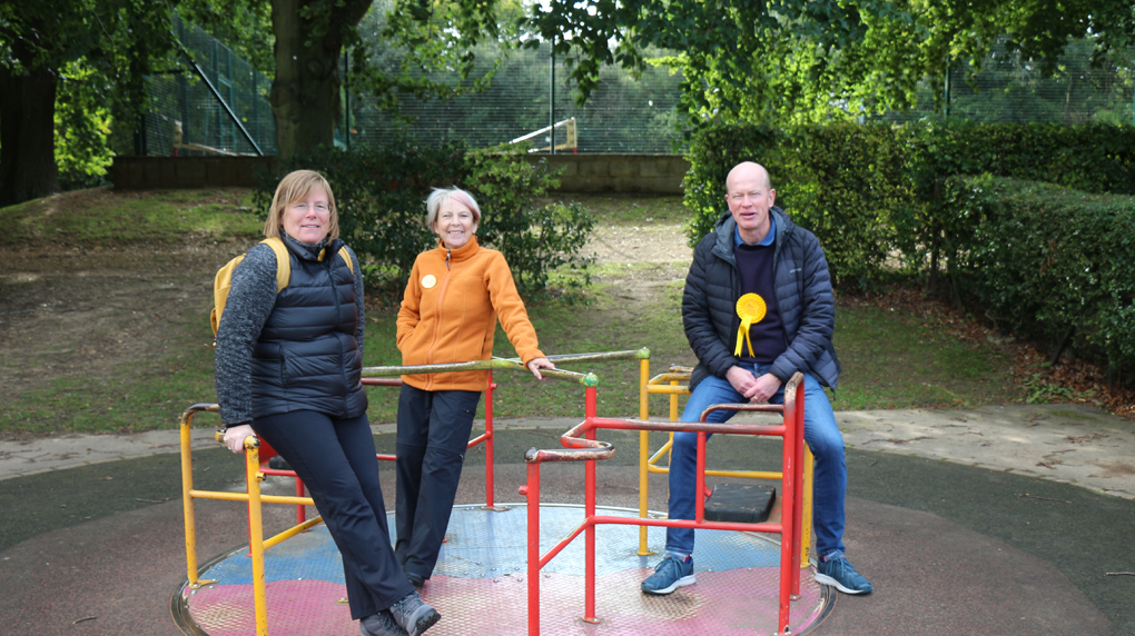 How Harpenden residents will benefit by taking ownership of Rothamsted Park