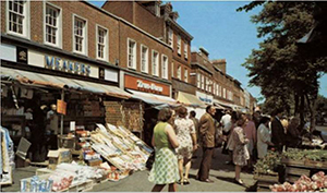 St Peter's in the 70s