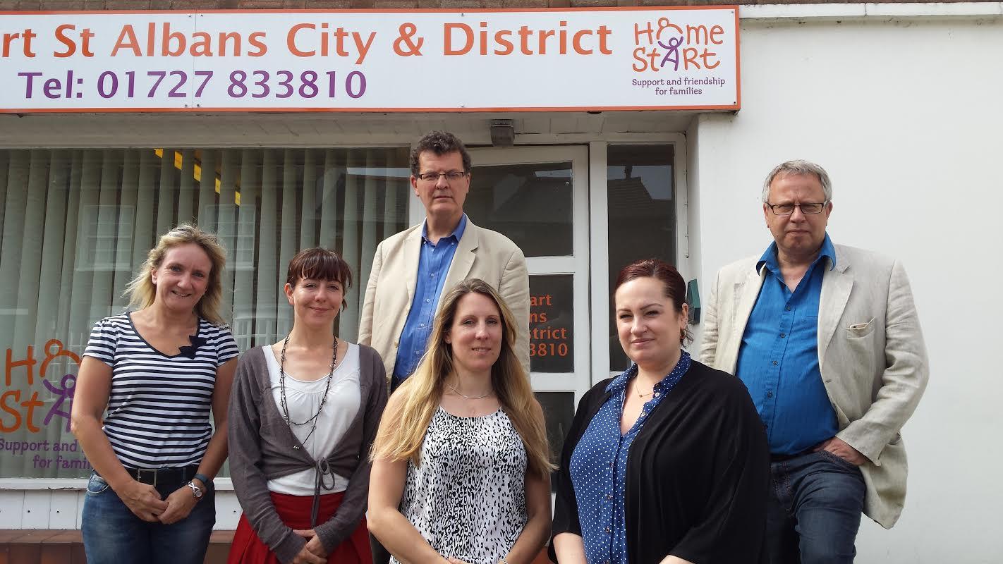 Save HomeStart in Hertfordshire!