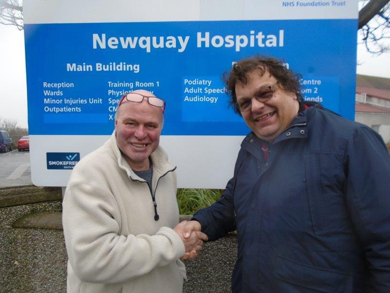 Steven Daniell chosen as Newquay Lib Dems candidate