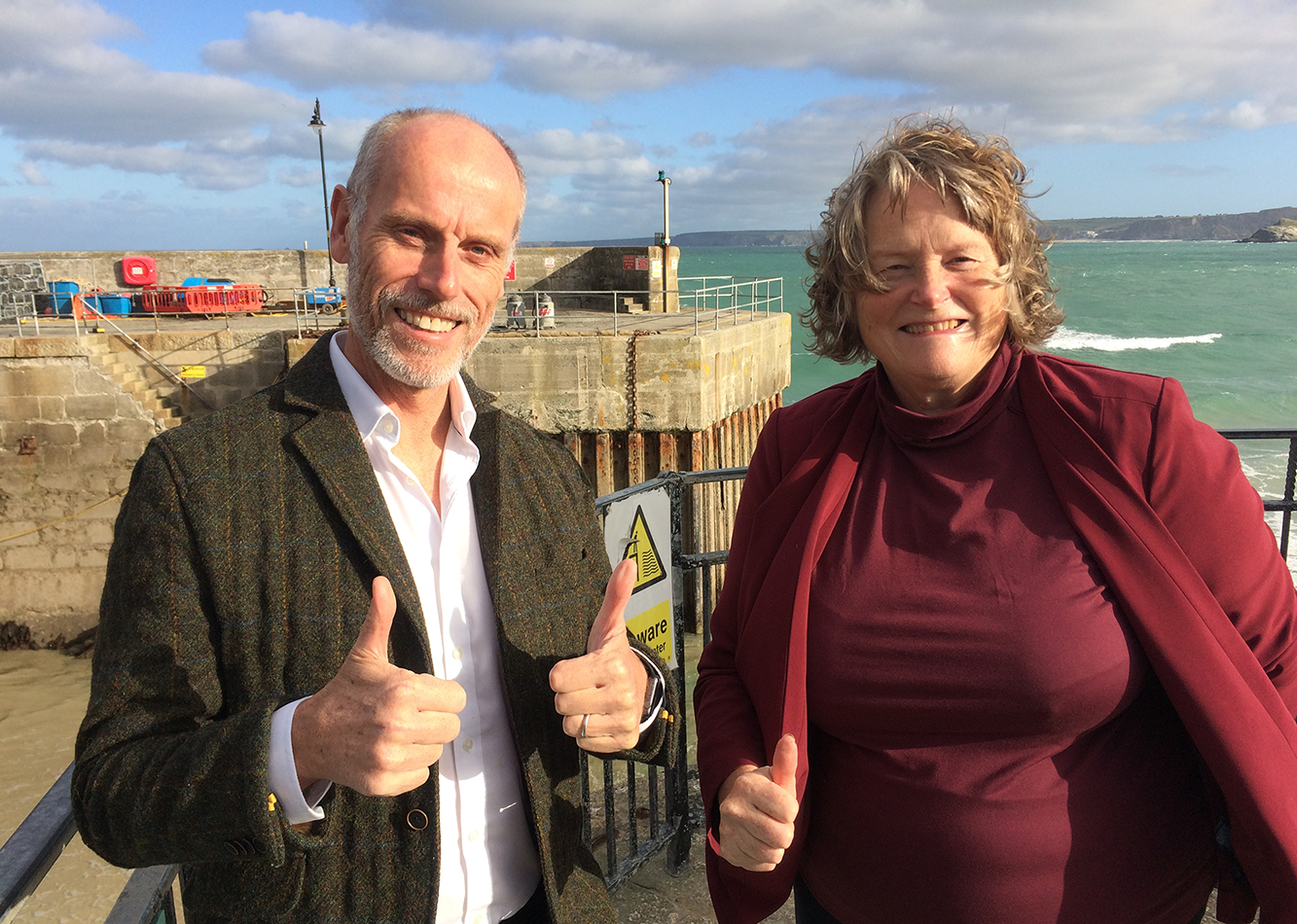 Lib Dems welcome major investment in Newquay's North Quay