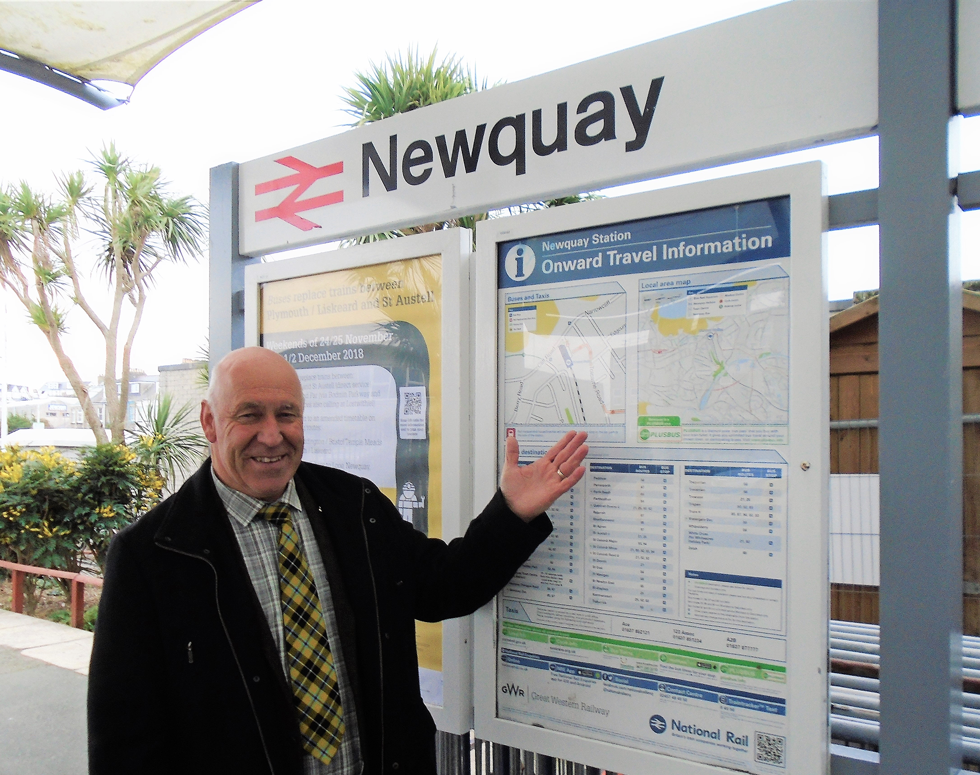 Cornwall set for two trains per hour on the mainline