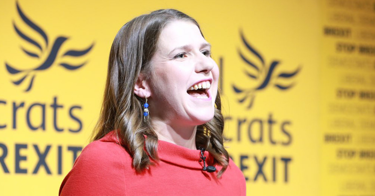 Jo Swinson is the new leader of the Lib Dems