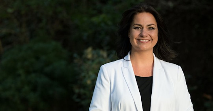Former Conservative MP Heidi Allen joins the Liberal Democrats