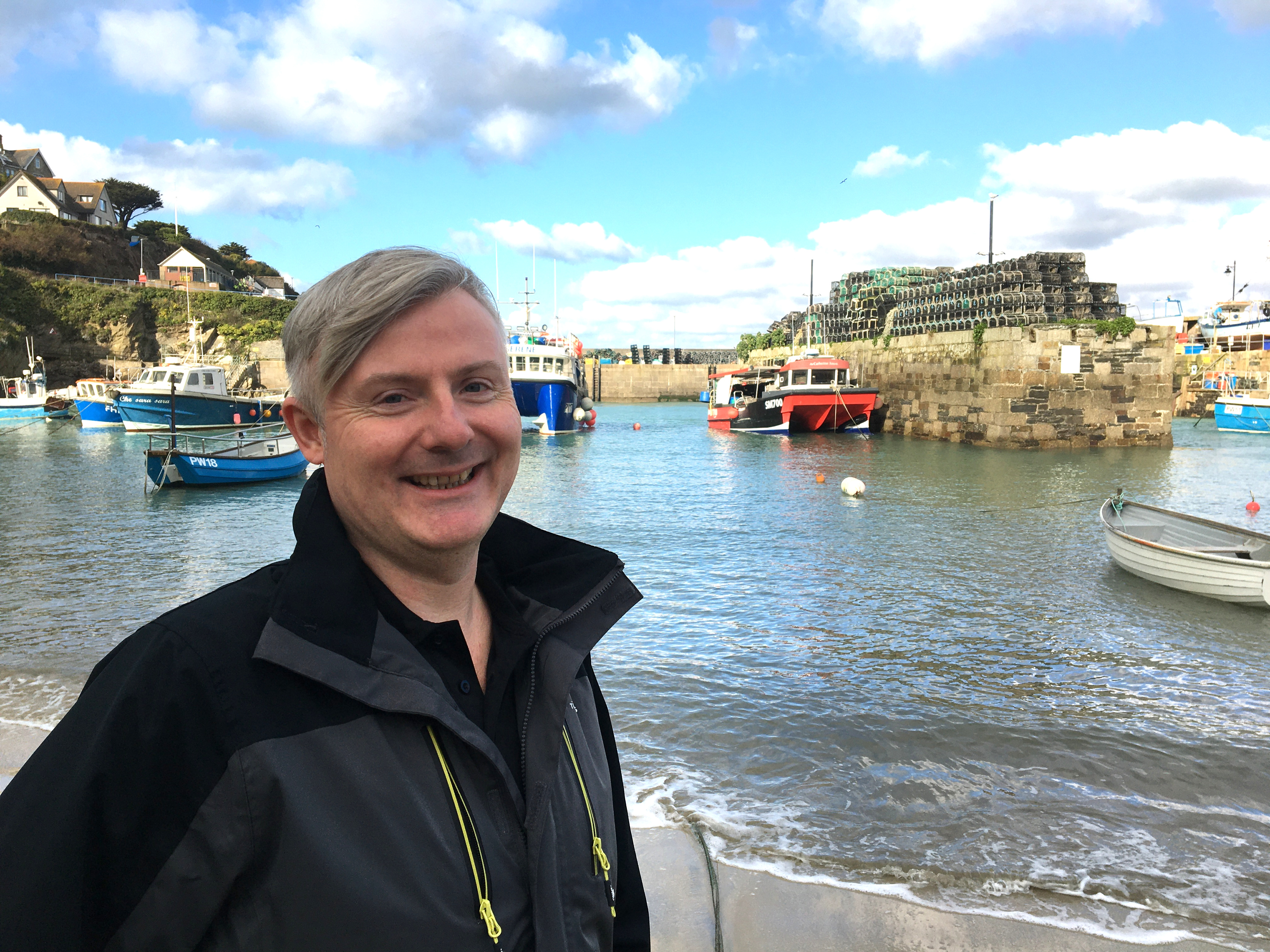 Liam Broderick chosen as Lib Dem candidate for Newquay Town Council by-election