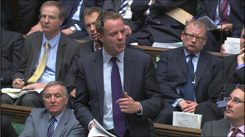 Stephen Gilbert Leads Parliamentary Debate on NHS