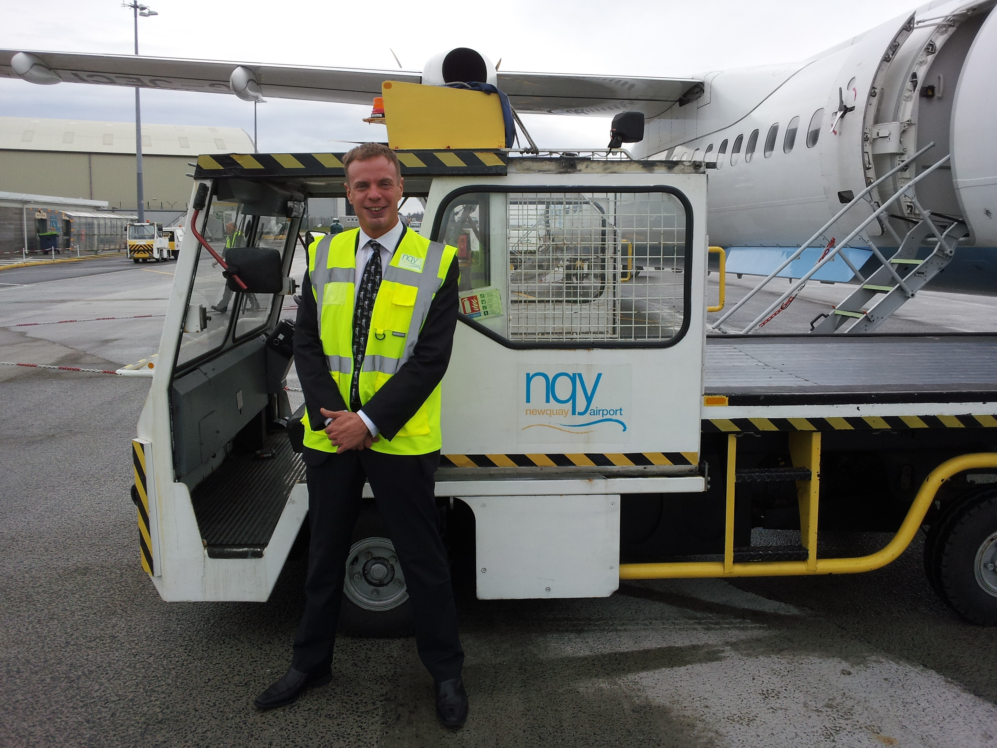 STEPHEN GILBERT PRAISES LIB DEM MINISTERS FOR DELIVERING MAJOR JOBS BOOST AT NEWQUAY AEROHUB