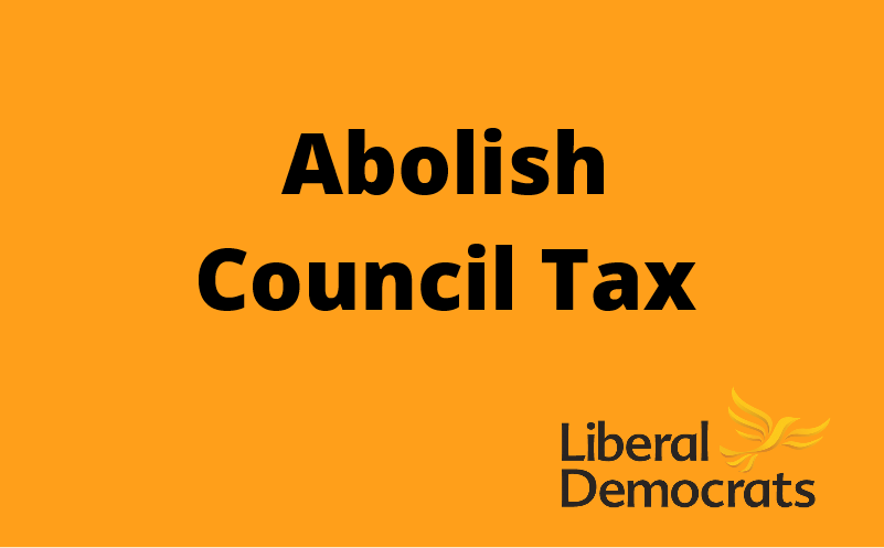 Abolish Council Tax Say Kent Lib Dems