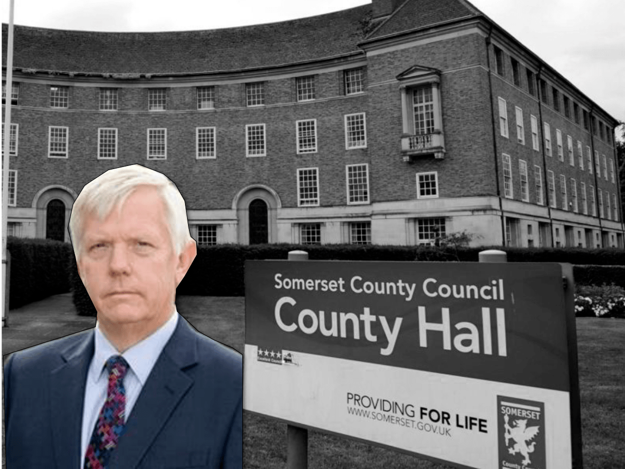 Somerset Conservatives Run Away From 2021 Election and Refuse to Discuss It