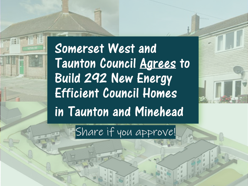 SWT Lib Dems Vote to Build More Social Housing