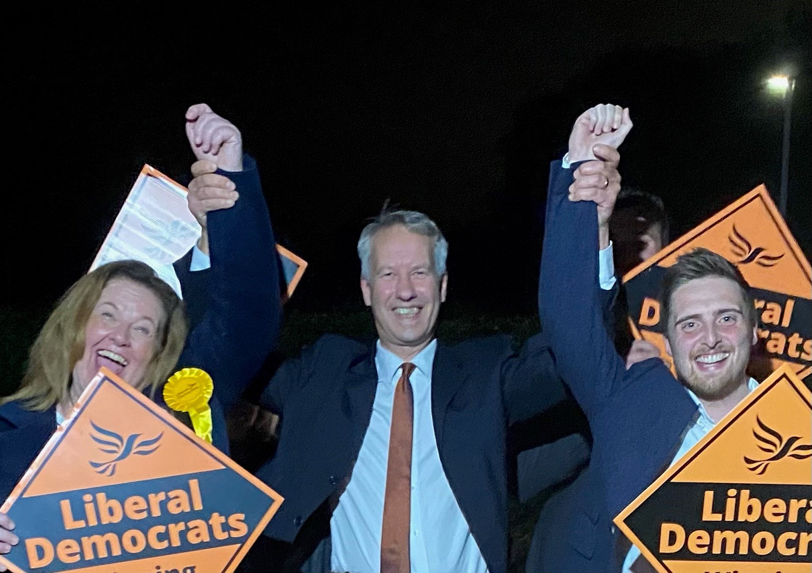 Double By-election Success!