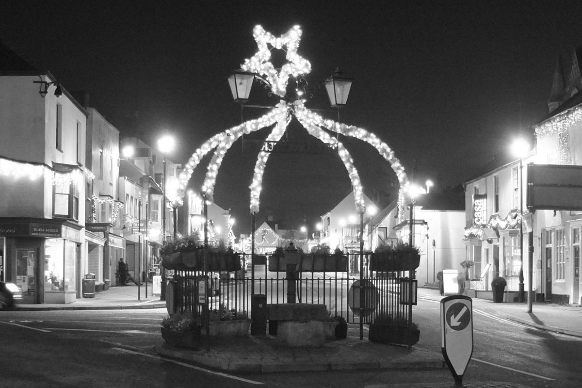 Thornbury Christmas High Street