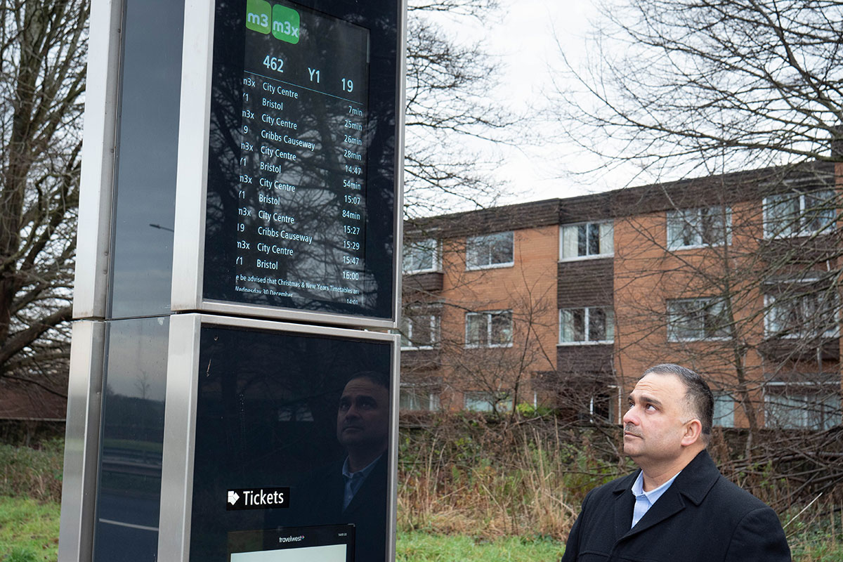 Raj's Southmead Hospital Bus Petition