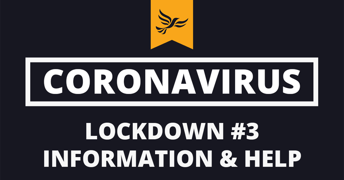 Lockdown 3 Information & Help