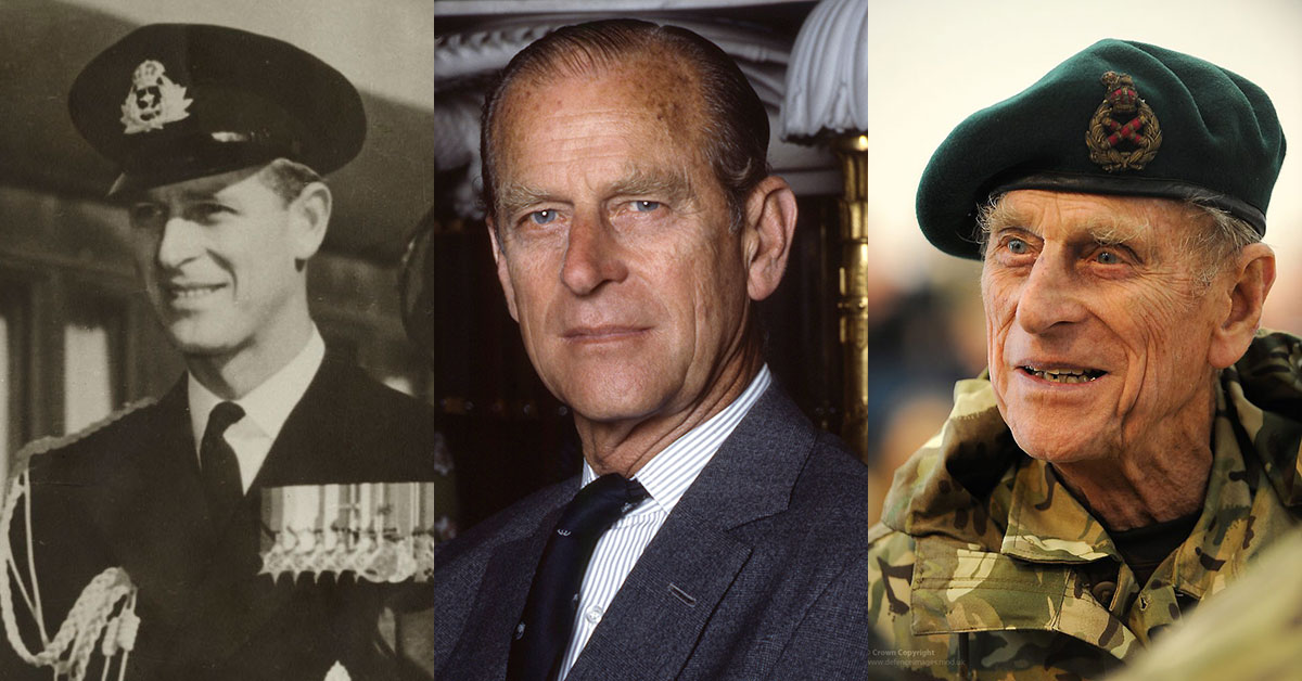 HRH The Prince Philip, Duke of Edinburgh 1921-2021