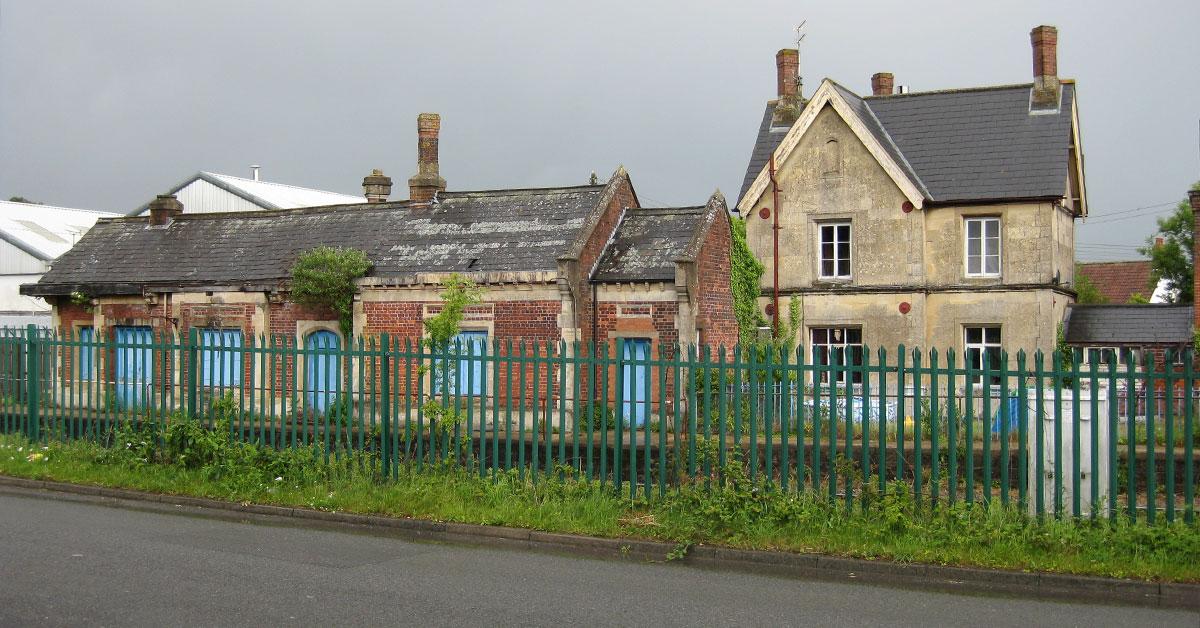 Charfield station