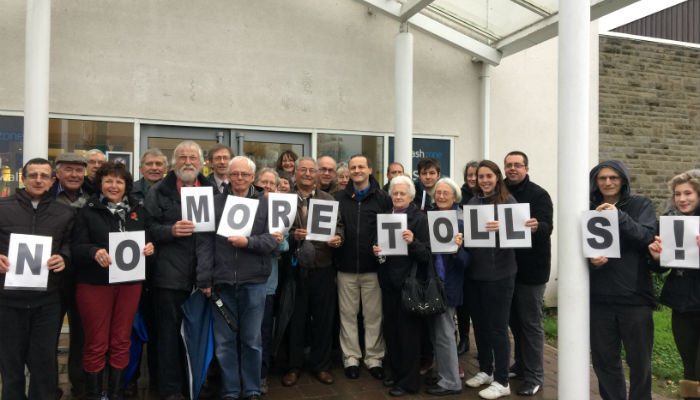 MP hails Budget progress in Severn Bridge tolls campaign