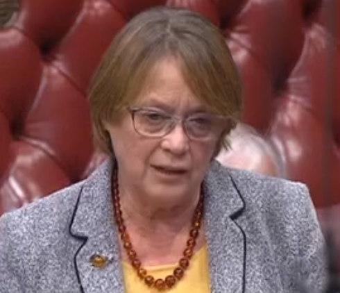 Baroness Cathy Bakewell