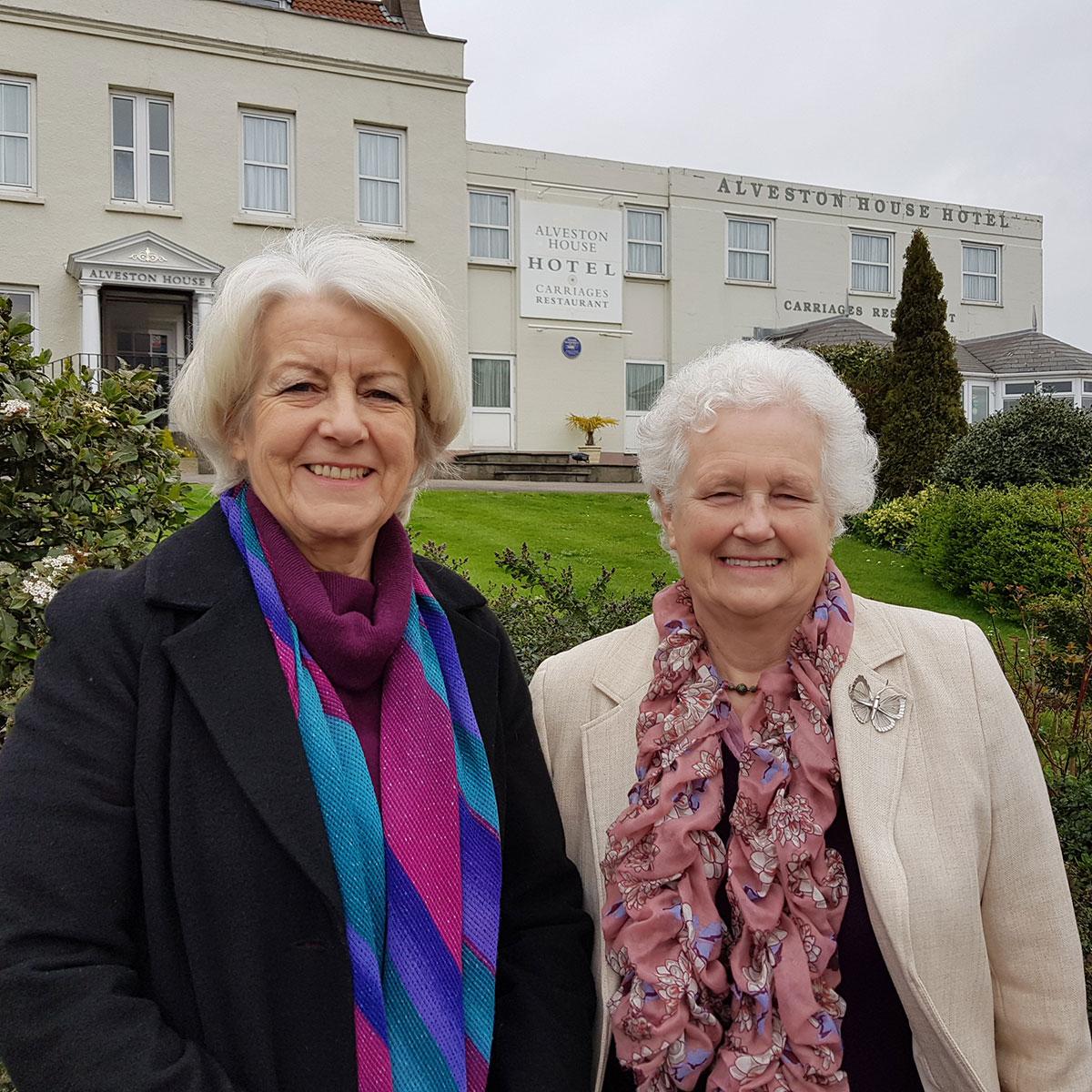 Maggie & Shirley Alveston House Hotel
