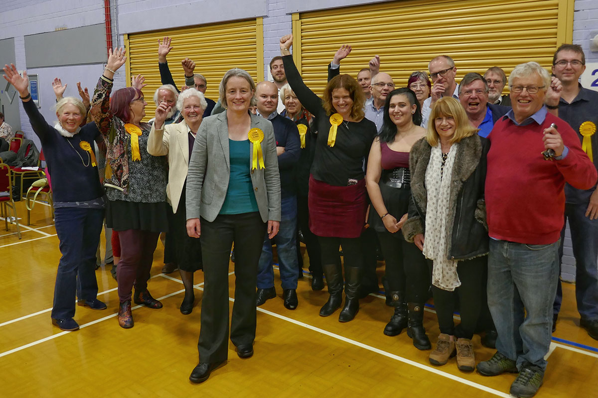 New South Glos Lib Dem Councillors