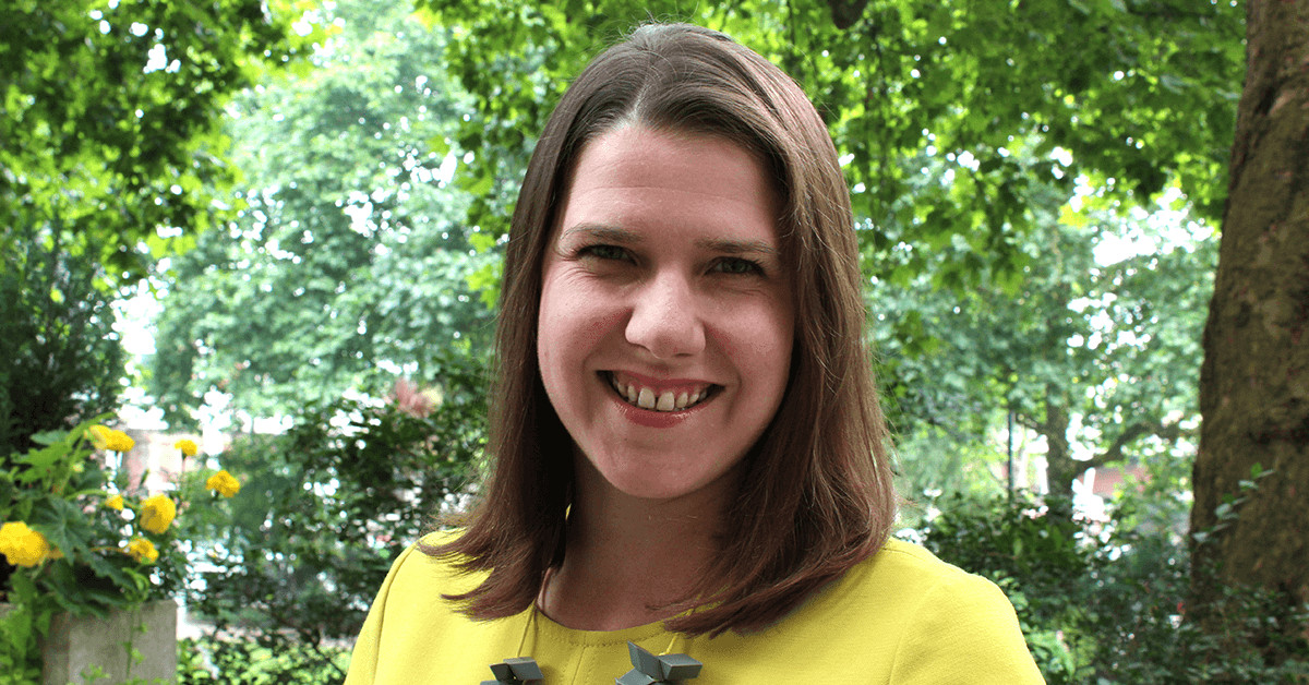 New Lib Dem Leader Jo Swinson chosen to take on Boris Johnson