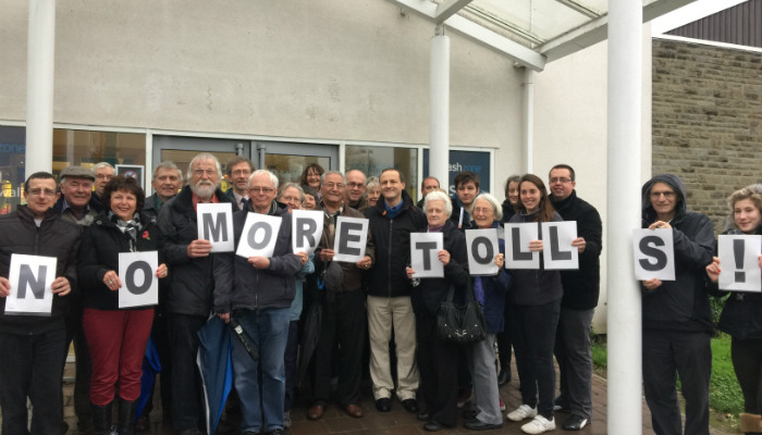 No More Severn Tolls