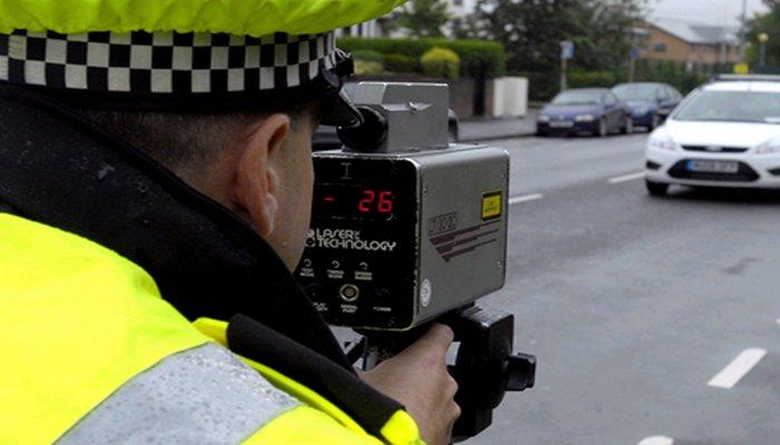 Clare Lane Speeding Survey