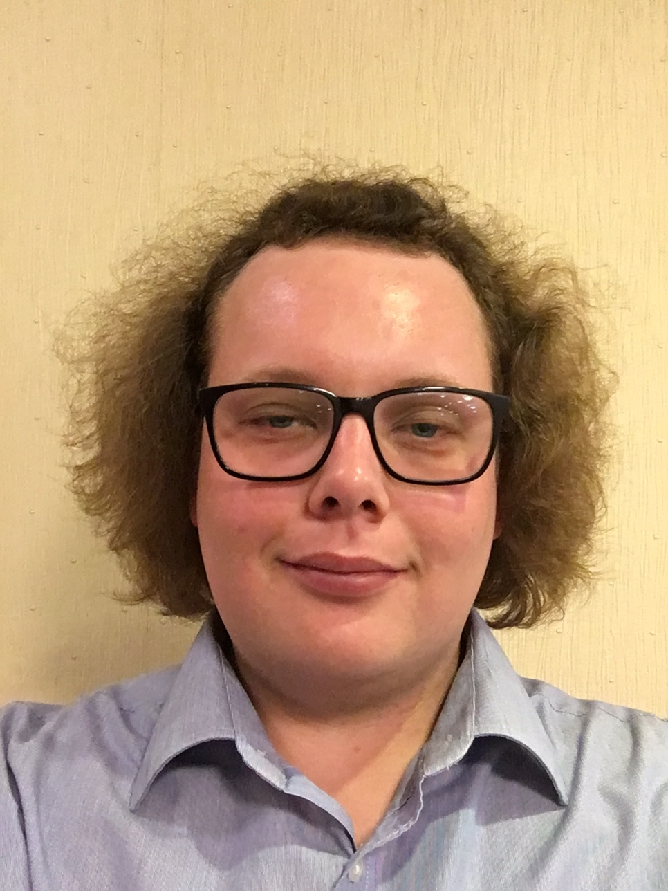 Luke Chapman - Membership Officer, Data Officer and Connect Manager