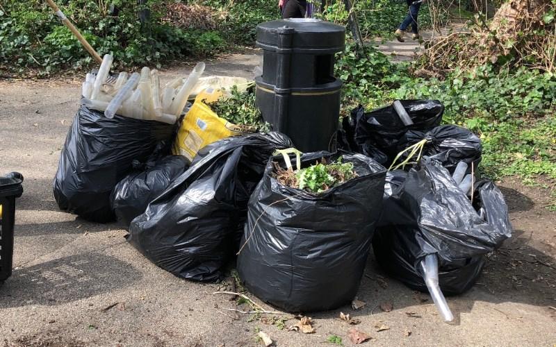 Four Acres Litter Pick