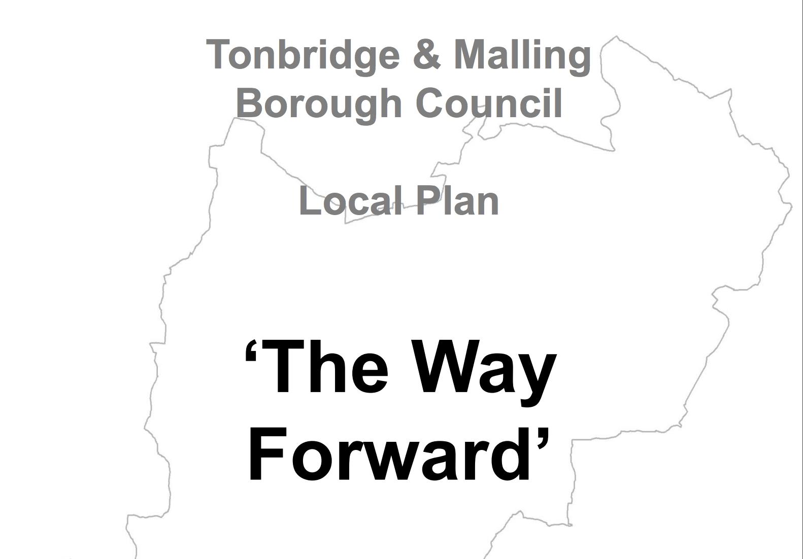 Borough Council Building Plans to 2031 explained