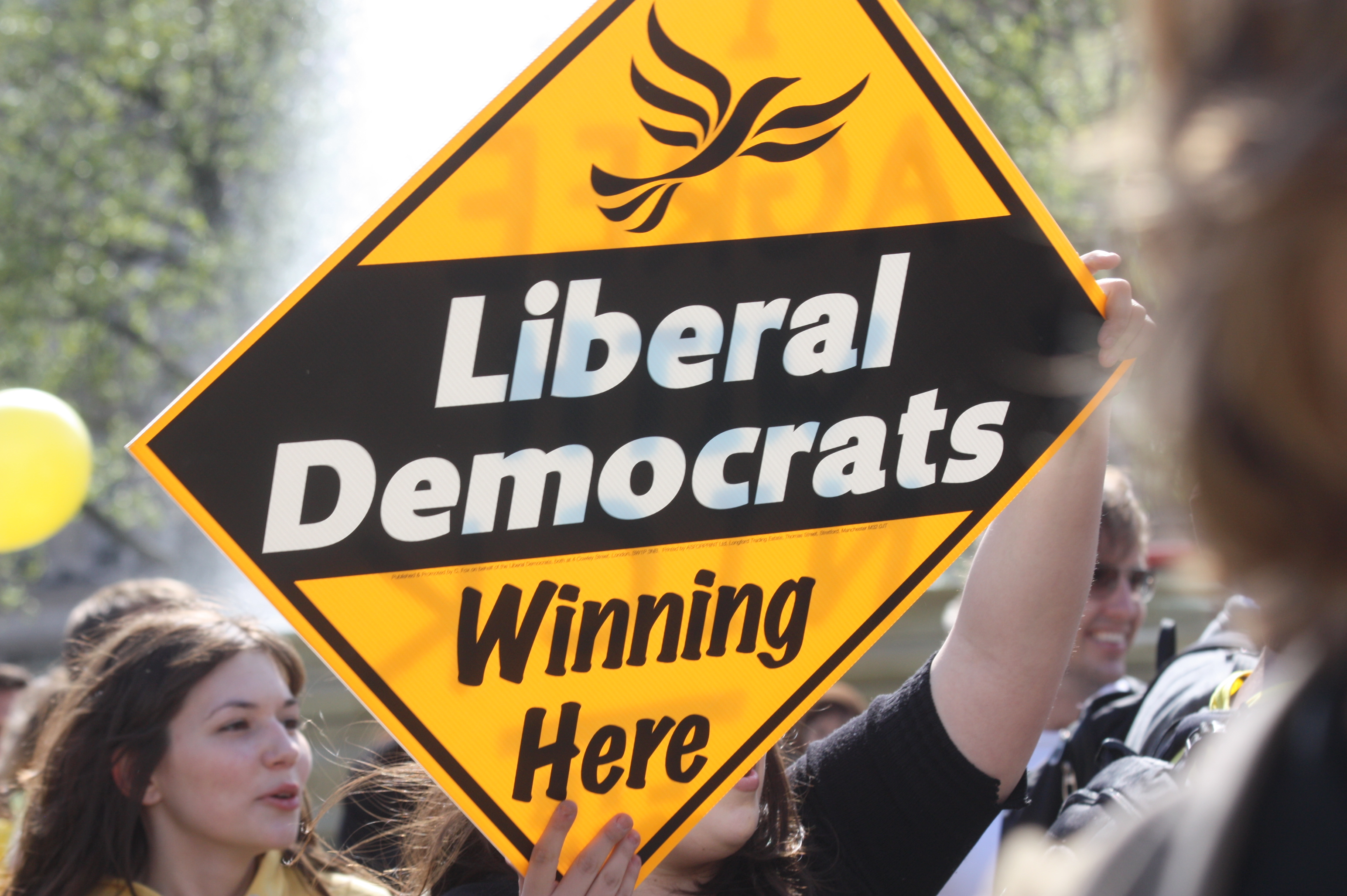 Get Involved in the General Election Campaign
