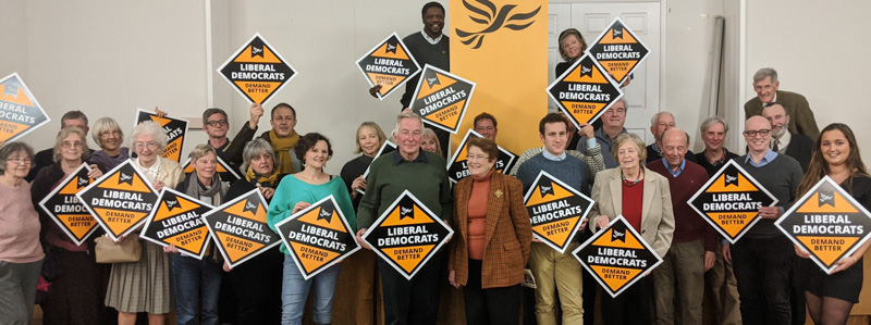Why Vote Liberal Democrat This Thursday.