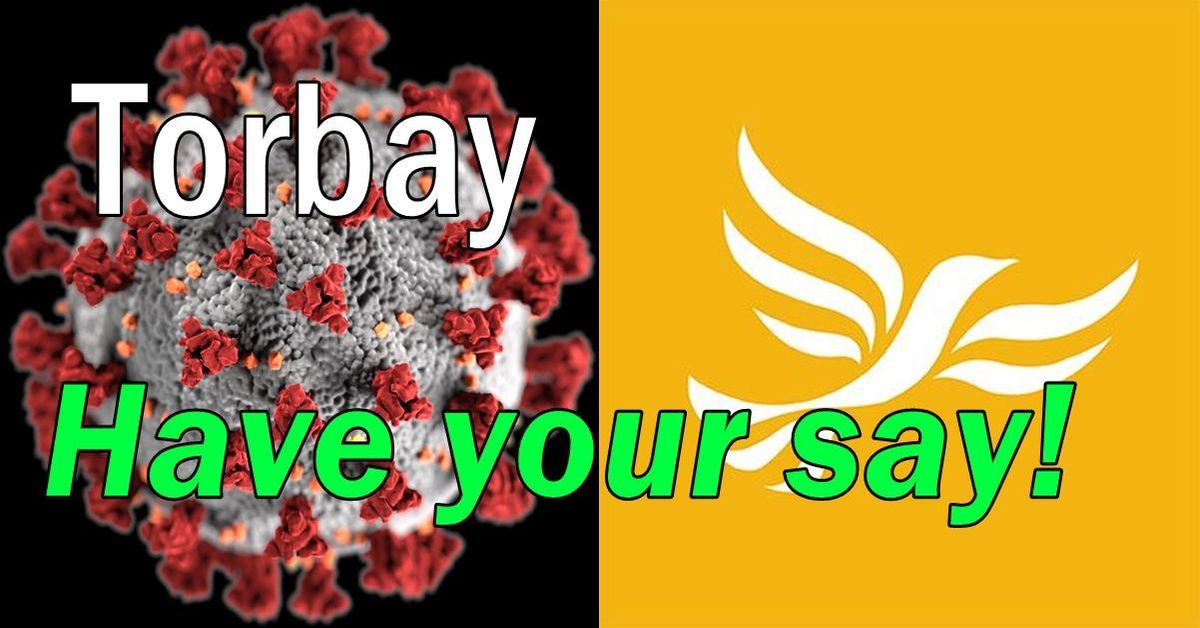 Torbay 2020 Summer & Autumn Survey