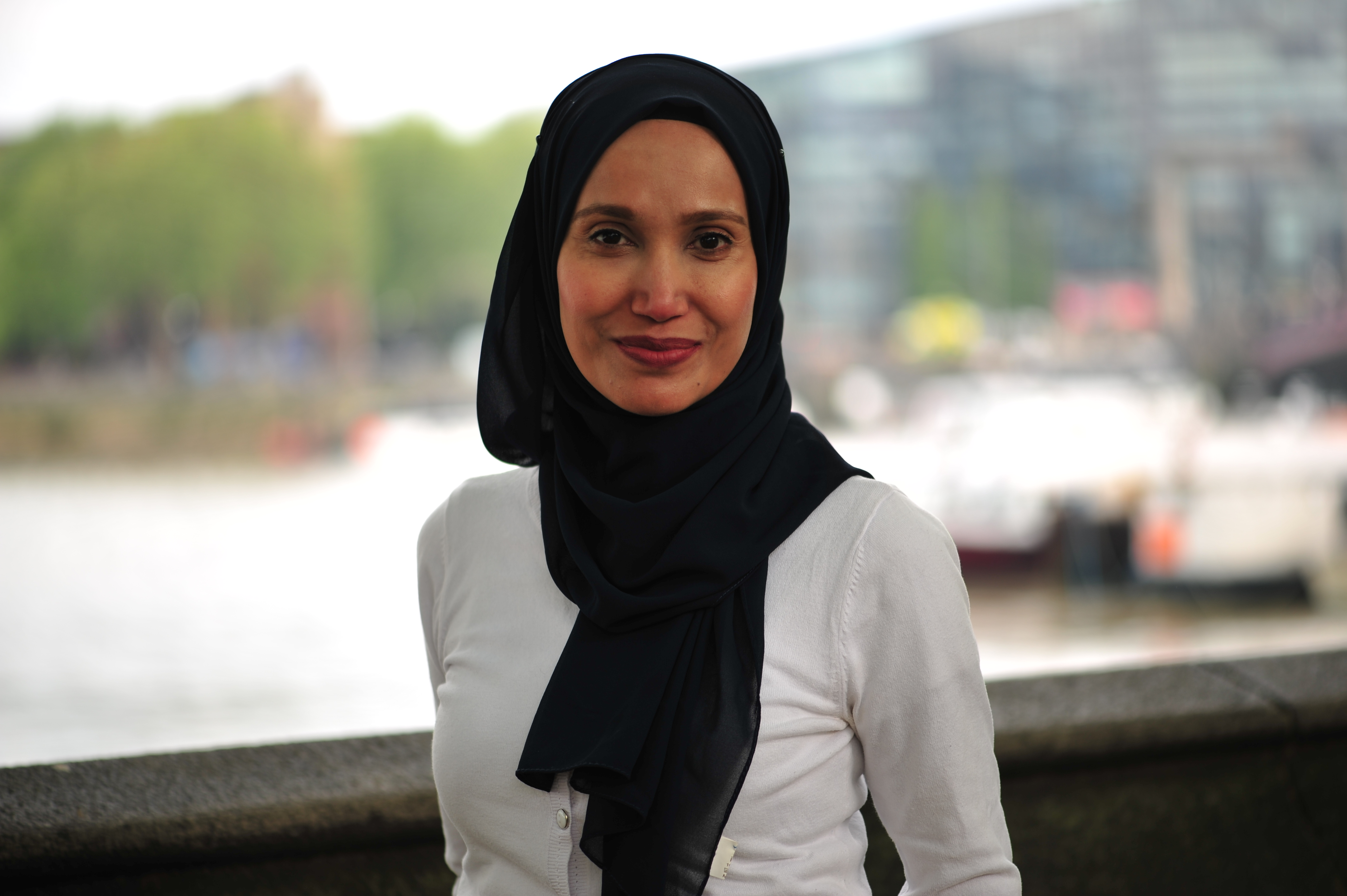 Councillor Rabina Khan